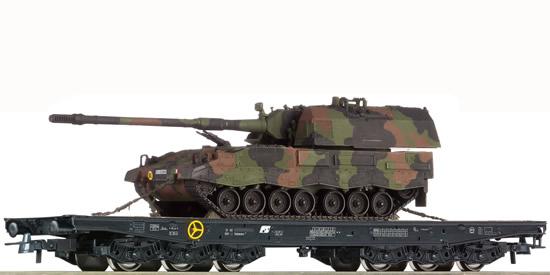 Roco 67595 - Heavy Duty Flat Wagon, FS