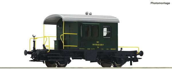 "Roco 67611 - Brake van ""Sputnik"""