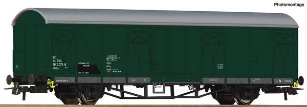 Roco 67614 - Czechoslovakian Box Car of the CSD