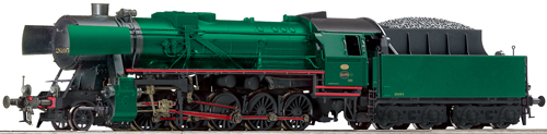 Roco 68189 - Steam locomotive series 26, SNCB AC w/sound