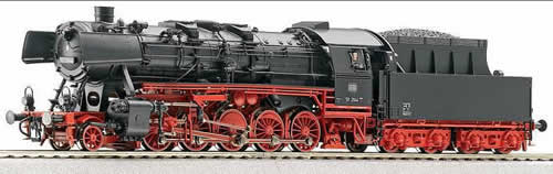Roco 68260 - Steam locomotive BR 50 UK of the DB