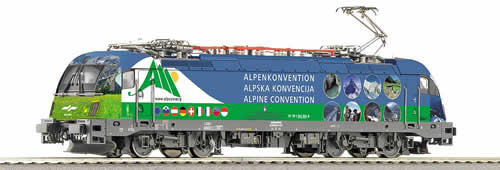 Roco 68359 - Electric Locomotive Rh 541 Alpenkonvention SZ