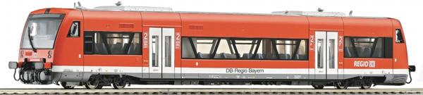 Roco 69178 - German Diesel Railcar BR 650 of the DB AG