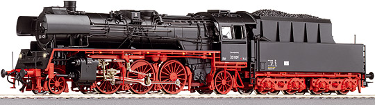 Roco 69233 - German Steam Locomotive 23.10 of the DDR