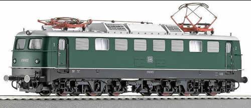 Roco 69715 - German Electric Locomtive class E 50 of the DB