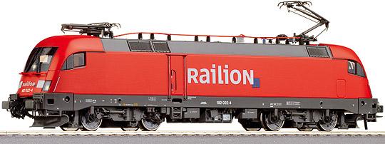 Roco 69819 - German Electric Locomotive BR 182 RAILION