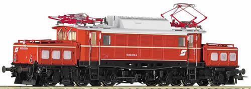 Roco 69866 - Austrian Electric Locomotive class Rh 1020 of the OBB