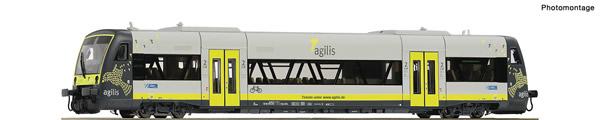 Roco 70183 - German Diesel railcar class 650 (DCC Sound Decoder)