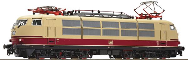 Roco 70211 - German Electric Locomotive BR 103 of the DB (DCC Sound Decoder)