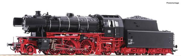 Roco 70250 - German Steam locomotive 023 040-9 of the DB (DCC Sound Decoder)