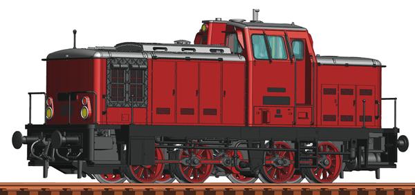 Roco 70260 - German Diesel Locomotive V 60 of the DR