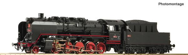 Roco 70273 - Czech Steam locomotive 555 109 of the CSD