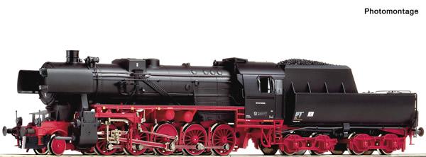Roco 70277 - German Steam locomotive class 52 of the DB
