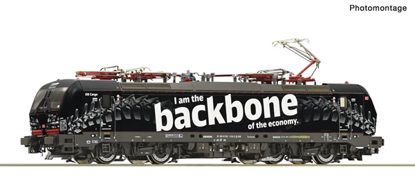 Roco 70315 - German Electric locomotive 193 318-3 of the DB AG