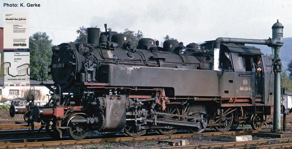 Roco 70318 - German Steam locomotive 086 400-9 of the DB (DCC Sound Decoder)