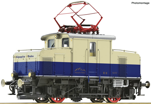 Roco 70442 - Cogwheel Electric locomotive