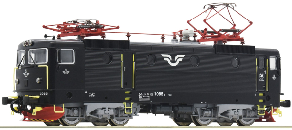 Roco 70452 - Swedish Electric Locomotive Rc3 of the SJ (DCC Sound Decoder)