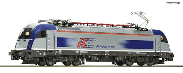 Roco 70490 - Polish Electric locomotive 370 001-7 of the PKP