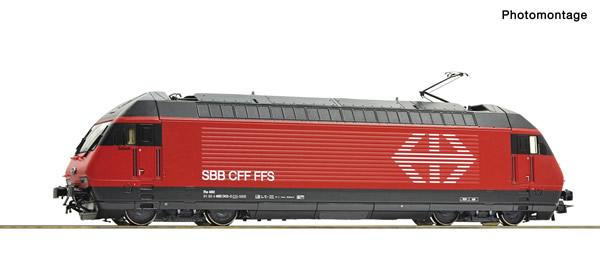 Roco 70660 - Swiss Electric locomotive 460 068-0 of the SBB