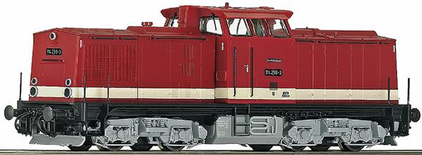 Roco 70811 - Diesel locomotive 114 298-3