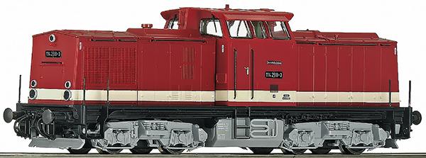 Roco 70812 - Diesel locomotive 114 298-3