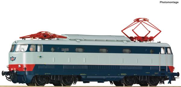 Roco 70891 - Italian Electric locomotive E.444.032 of the FS (DCC Sound Decoder)