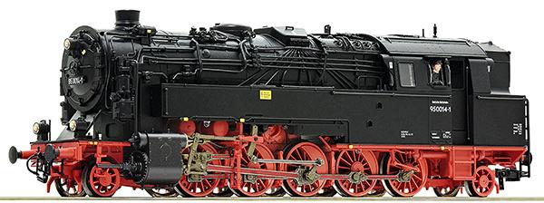Roco 71096 - German Steam locomotive 95 0014-1 of the DR (DCC Sound Decoder)