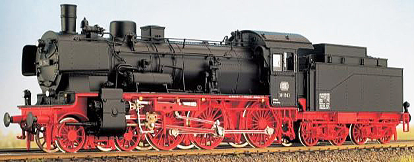 Roco 71379 - German Steam locomotive class 038 of the DR