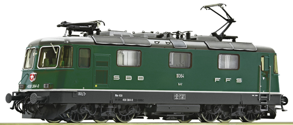 Roco 71404 - Swiss Electric Locomotive 430 364-0 of the SBB (DCC Sound Decoder)