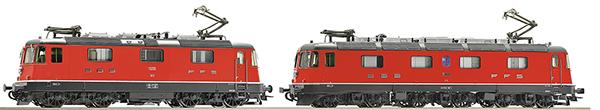 Roco 71410 - Swiss Electric locomotive Re 10/10 of the SBB (DCC Sound Decoder)