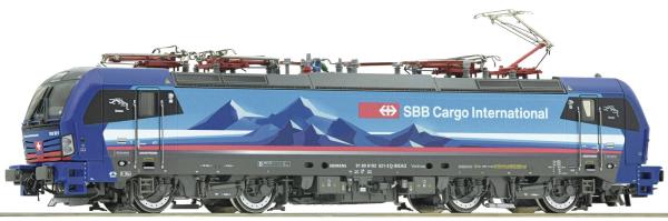 Roco 71916 - Swiss Electric Locomotive 193 521-2 of the SBB Cargo