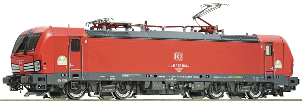 Roco 71919 - German Electric Locomotive Class 170 of the DB Schenker (DCC Sound Decoder)