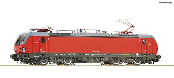 Roco 71921 - Danish Electric Locomotive of the DSB (Advanced Leo Lab Sound)
