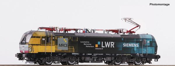 Roco 71942 - German Electric locomotive 193 717-6 of the MRCE