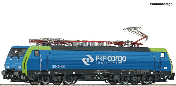 Roco 71957 - Polish Electric locomotive EU45 of the PKP (DCC Sound Decoder)