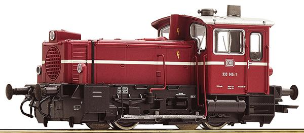 Roco 72016 - German Diesel locomotive class 333 DB (DCC Sound Decoder)