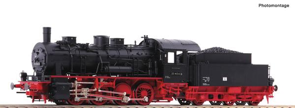 Roco 72047 - German Steam locomotive 55 4154-5 of the DR (DCC Sound Decoder)