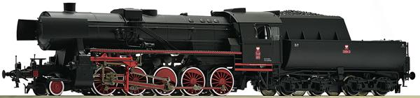 Roco 72063 - Polish Steam Locomotive Class Ty2 of the PKP (DCC Sound Decoder)
