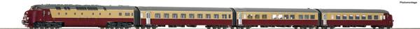 Roco 72069 - Dutch TEE Diesel railcar DE IV of the NS (DCC Sound Decoder)