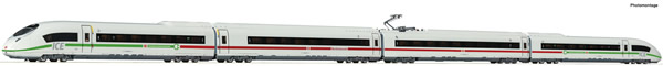 "Roco 72094 - German 4 piece electric multiple unit 407 008-2 ""Velaro"" of the DB AG"