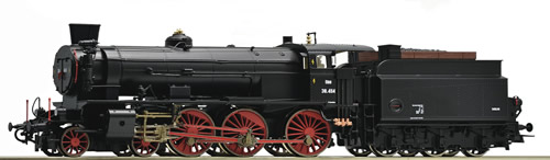Roco 72120 - Steam locomotive series 38, ÖBB