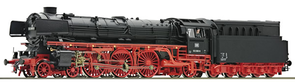 Roco 72137 - Steam locomotive 012 080, DB