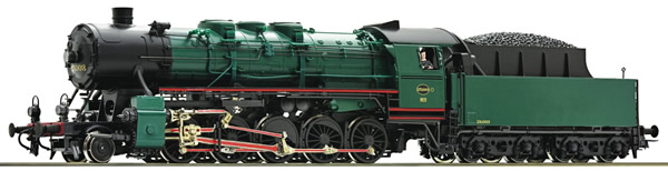Roco 72146 - Steam locomotive class 25, SNCB