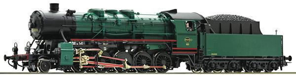 Roco 72146 - Steam locomotive class 25, SNCB