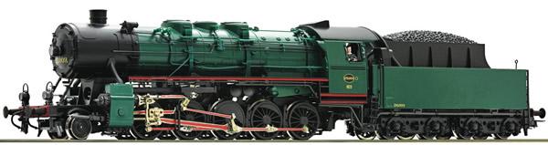 Roco 72147 - Steam locomotive class 25, SNCB