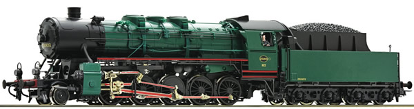 Roco 72147 - Steam locomotive class 25, SNCB