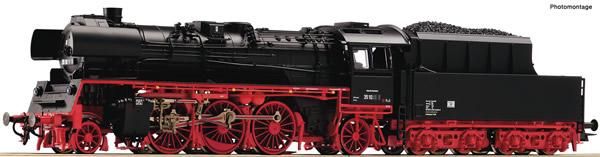 Roco 72149 - German Steam locomotive class 35.10 of the DR (DCC Sound Decoder)