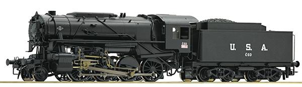 Roco 72165 - Steam locomotive S 160, CSD
