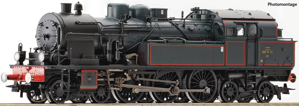 Roco 72167 - French Steam locomotive class 232 TC of the SNCF (DCC Sound Decoder)