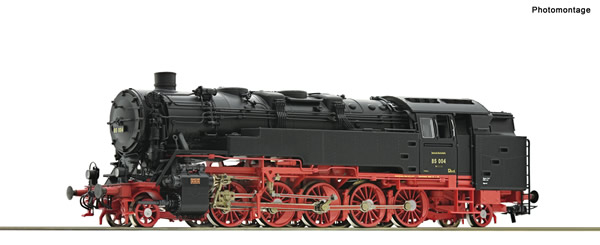 Roco 72192 - German Steam Locomotive 85 004 of the DRG